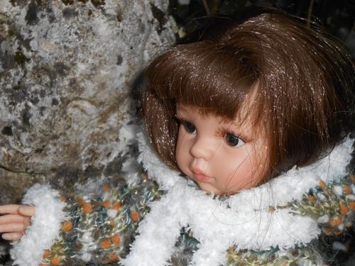 Marie prépare l'hiver