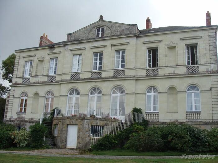 Saint Viaud - Château du Plessis Grimaud  (44)