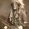 Frank Howling Wolf. Cheyenne  1913. Photo by Williams