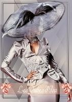 Femmes chapeaux - FAC0030