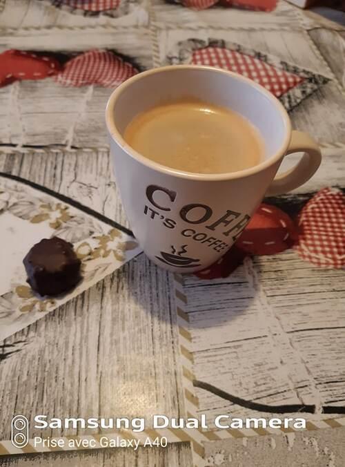 Le café ILLY, avec TRND