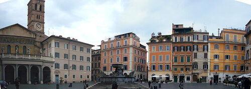 ROME: Trastevere