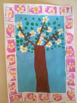 Les arbres de printemps