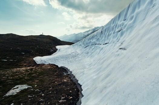 les Alpes par Lukas Furlan