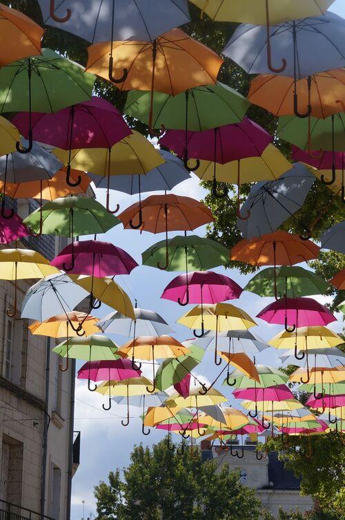 Un p'tit coin d'parapluie...