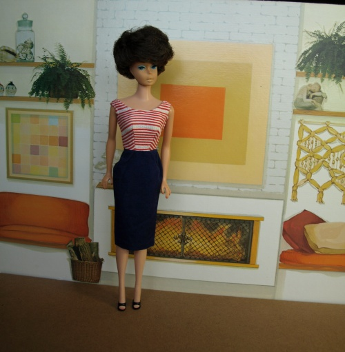 Barbie vintage : Cruise Stripes