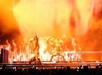 MDNA Tour - Tel Aviv 90