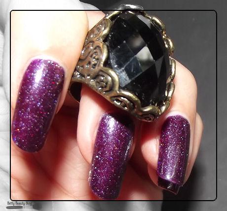Violet Microglitter encore une merveille chez kiko