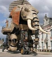 ROYAL DE LUXE 2012 ....