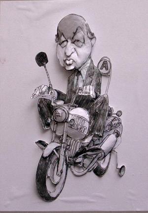 "Quand les ""pipeules"" font de la moto"