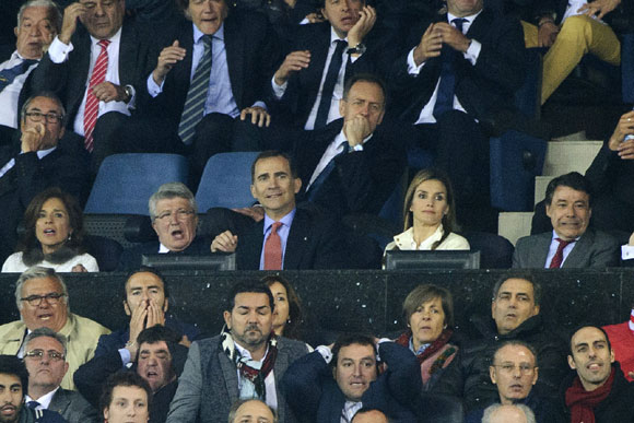 Atlético de Madrid contre Chelsea