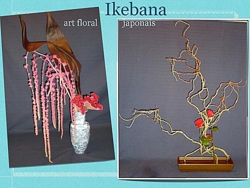 2011 juillet Ikebana