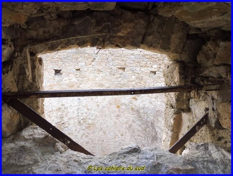 Sainte Baume, le col de Bertagne
