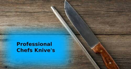 Professional Chefs Knives