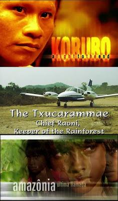 Индейцы Амазонии / Amazon Indians. 3 Films.