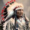 Chief Little Wound. Oglala Lakota. 1899. (Hand-colored) photo by Heyn photo