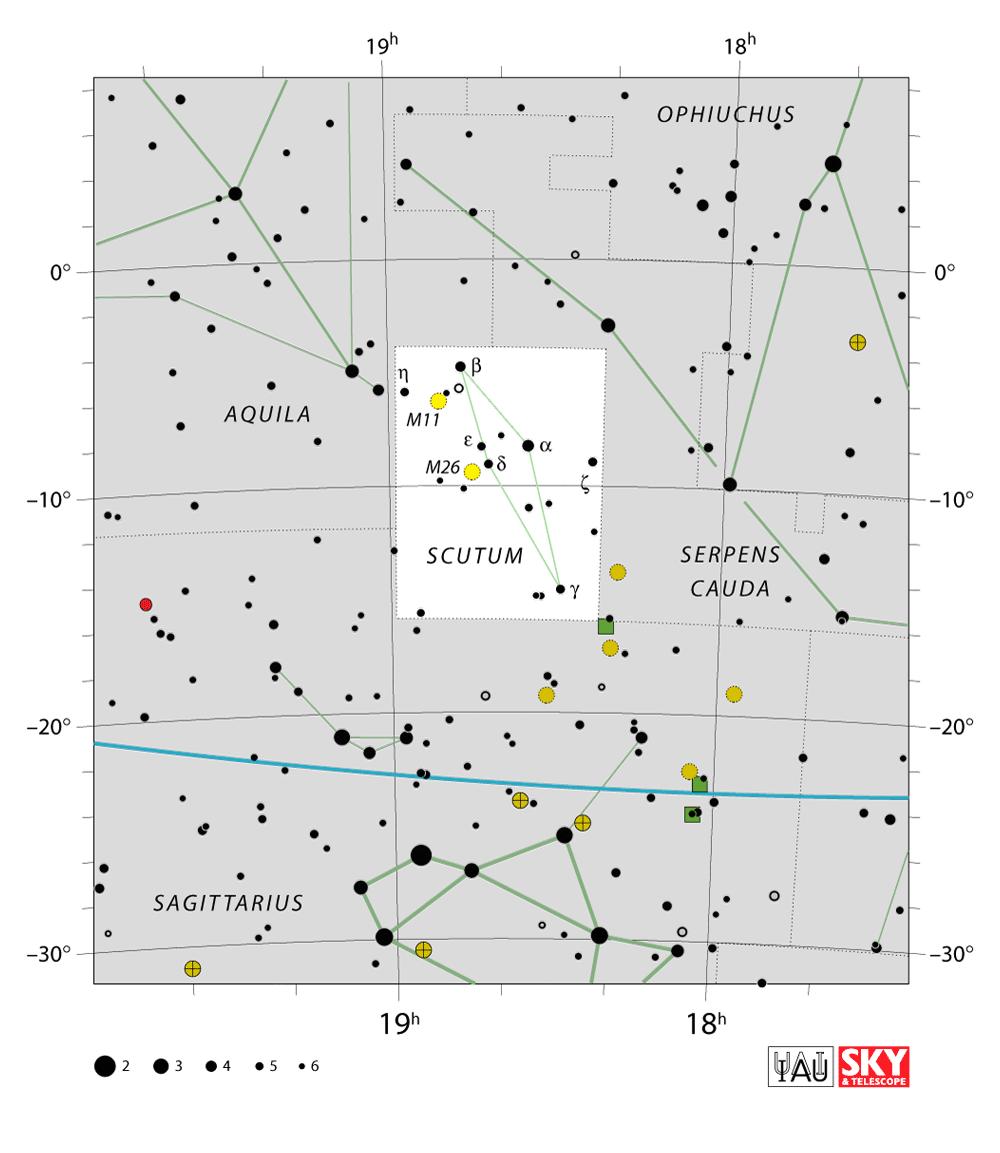 scutum map