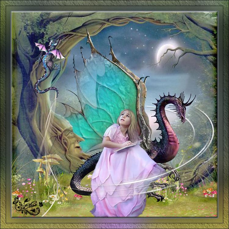 Nos amis les dragons