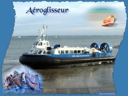 Aéroglisseur