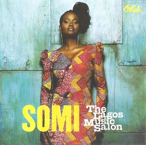 Somi - The Lagos Music Salon (2014) [Alternative, Indie]