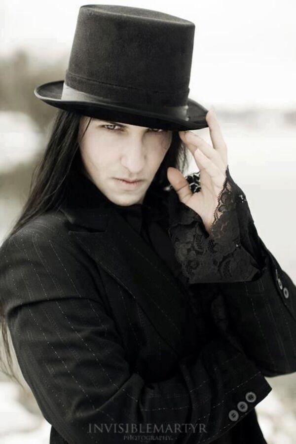 Chapeaux gothiques