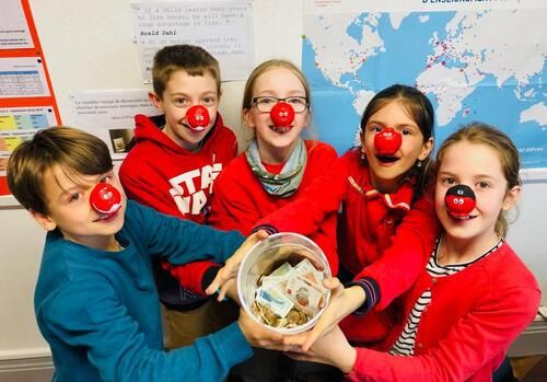 Red Nose Day - Jour J