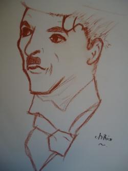 Charlie Chaplin!