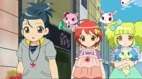 jewelpet saison 1