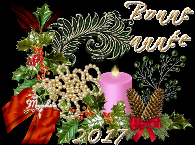 gifs bonne année 2017