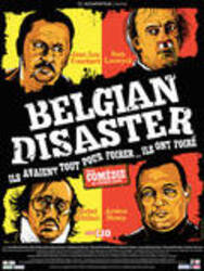 Affiche Belgian Disaster