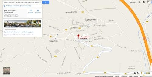 Réunion Cross le vendredi 10 avril à 19h45, salle Fontanarosa à la Cadière d'Azur évidemment !