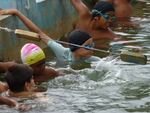 Aquathlon scolaire