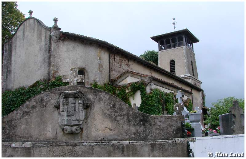 Arcangues - Pays Basque (1/2)