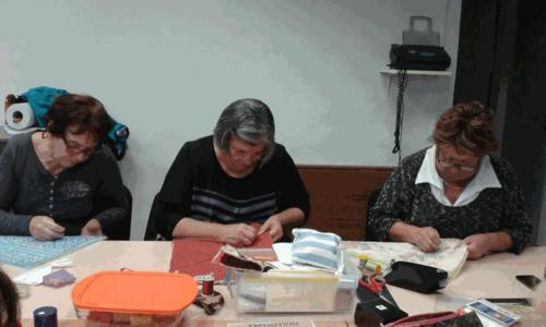Set de table en piqué marseillais