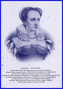 MARIE TOUCHET