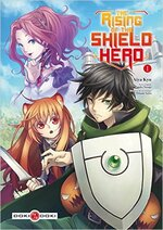 The Rising of the Shield Hero T1 - Aiya Kyu, Yusego Aneki & Minami Seira