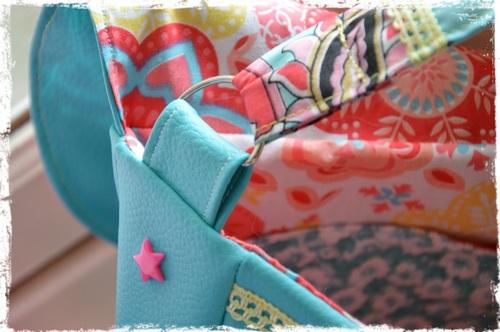 Un sac aux couleurs estivales !