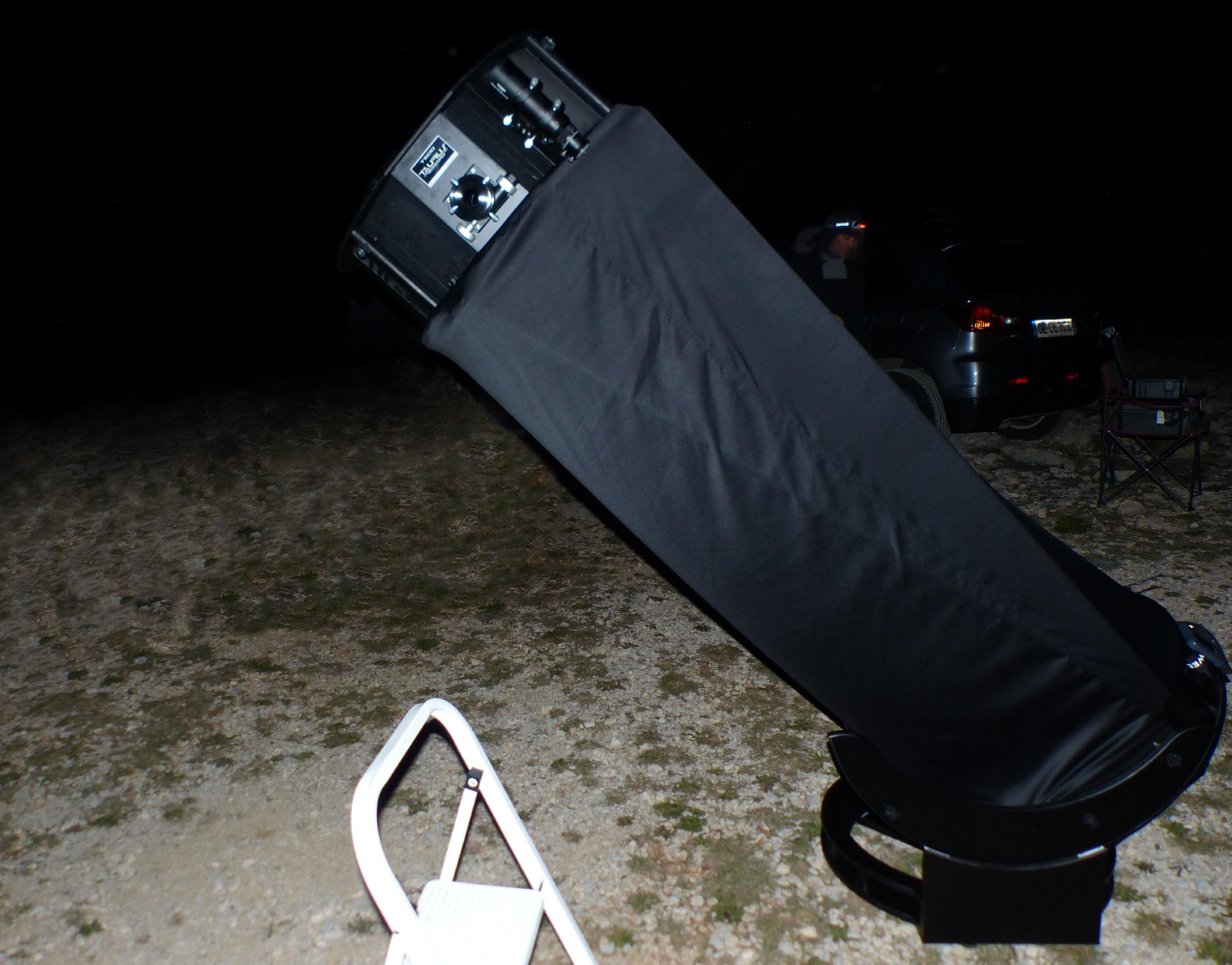 Dobson taurus 508 mm