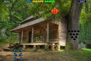 Jouer à Forest cottage fun escape