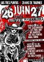 Los Tres Puntos - 20 ans de tournée