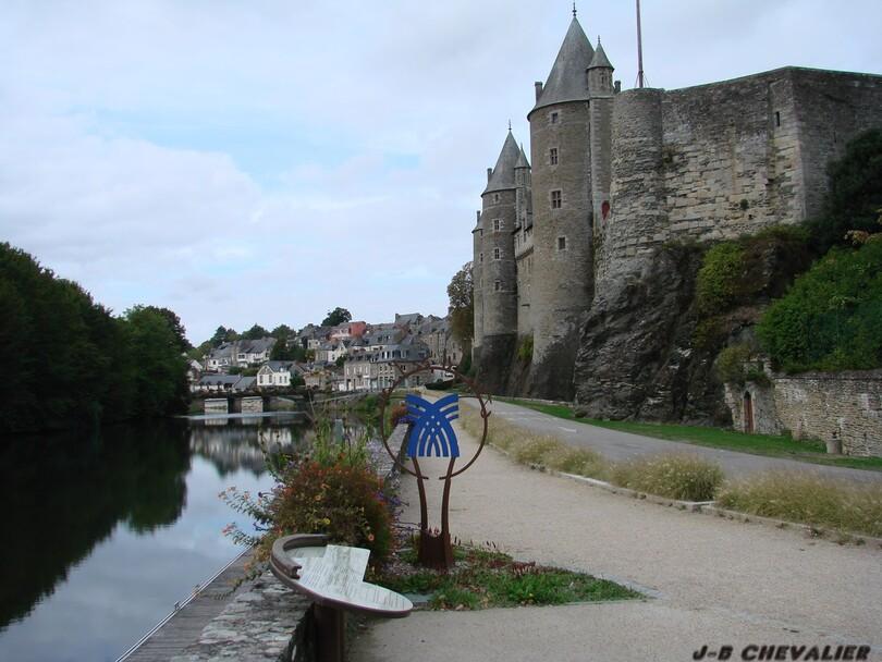 Josselin,Morbihan,