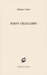 Écrits cellulaires