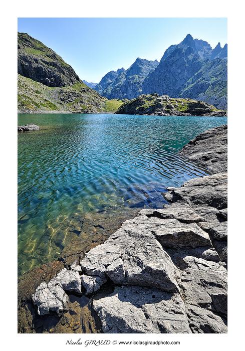 """Belledonne des lacs Robert au """"Vans"""""""