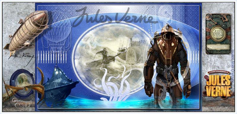 *** Jules Verne ***