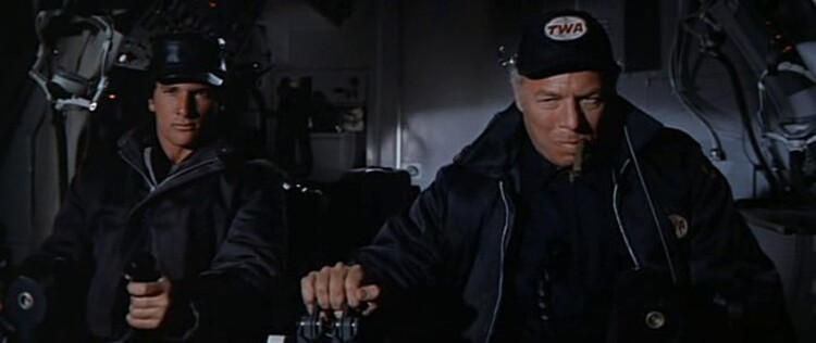 AIRPORT - GEORGE KENNEDY
