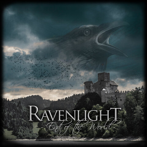 RAVENLIGHT - Détails et extraits du premier EP End Of The World