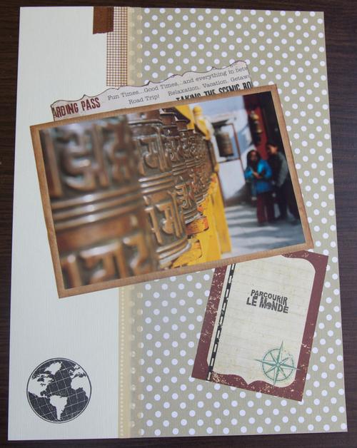 Mylène - Scrap : Album Népal (2)