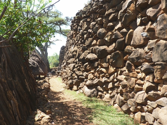 mur de fortification