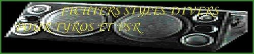 FICHIERS STYLES DIVERS AVEC QUATRES OTS