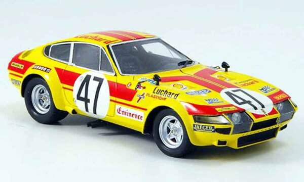 Le Mans 1975 I
